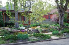 Extend your landscaping all the way to the street with these pro tips.