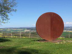 Sculpture de Manuel Torres Sculpture, Gardens, Towers, Radiation Exposure, Sculpting, Statue, Sculptures