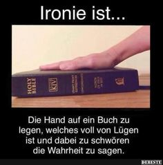 Besten Bilder, Videos und Sprüche und es kommen täglich neue lustige Facebook Bilder auf DEBESTE.DE. Hier werden täglich Witze und Sprüche gepostet! Religion Humor, Word Pictures, Funny Pictures, Funny Lyrics, Facebook Humor, Strong Quotes, Man Humor, Word Porn, True Words