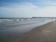 Isle of Palms, SC. I used to take my kids here every year along with some of my great friends!