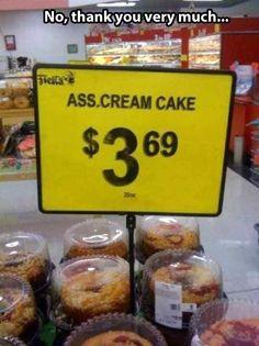 Advertising genius!