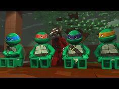 LEGO Teenage Mutant Ninja Turtles (TMNT)