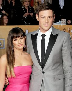 "Lea Michele Calls Glee's Cory Monteith Tribute ""Therapeutic"" in Reported First Interview After His Death"