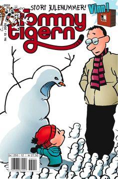 Tommy og Tigern #12, 2005