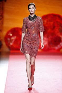 Francis Montesinos   Madrid Fashion Week   Vogue