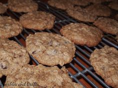 Lactation Cookies ~ Sparkles and Crafts