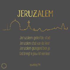 Vrede voor Jeruzalem. Opwekking 744 #God, #Lijden, #Vrede, #Jeruzalem https://www.dagelijksebroodkruimels.nl/opwekking-744/