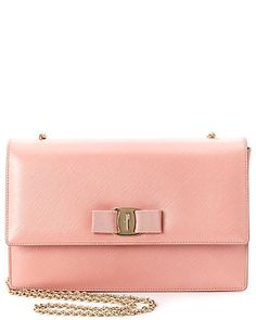 Pretty in Pink Bow Clutch