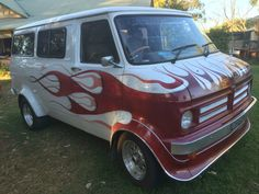 gumtree bedford van melbourne - Google Search Bedford Van, Old School Vans, Love Machine, Custom Vans, Camper Van, Pickup Trucks, Van Life, Cars And Motorcycles, Chevy