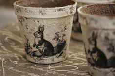 Bunny Crafts, Easter Crafts, Easter Decor, Easter Peeps, Easter Bunny, Bunny Images, Easter Fabric, Clay Ornaments, Vintage Easter