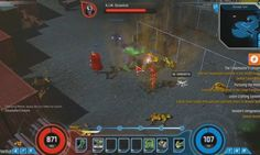 Marvel Heroes free to play f2p mmo game Action