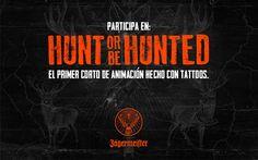Jägermeister y su primer corto hecho con tatuajes (Yosfot blog)