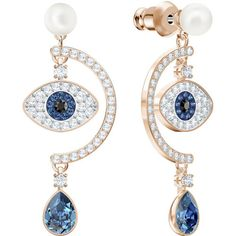 4d1701957e709 91 Best Swarovski Earrings images in 2019   Earrings, Swarovski, Jewelry