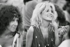 With Sally Mann at Woodstock
