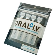 ORAL I.® Delivers Game-Changing Approach to Hydration with Consumer Market Release Camping Survival, Survival Prepping, Emergency Preparedness, Survival Gear, Survival Skills, Camping Gear, Doomsday Survival, Outdoor Survival, Backpacking