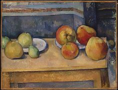 Paul Cézanne (French, 1839–1906). Still Life with Apples and Pears, ca. 1891–92. The Metropolitan Museum of Art, New York. Bequest of Stephen C. Clark, 1960 (61.101.3)