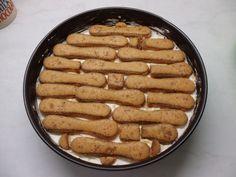 Malakofftorte Rezept - Daninas Kunst-Werkstatt Cakes And More, Apple Pie, Sausage, Almond, Deserts, Food And Drink, Meat, Free, Muffins