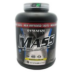 Dymatize Elite Mass * You can find out more details at the link of the image.