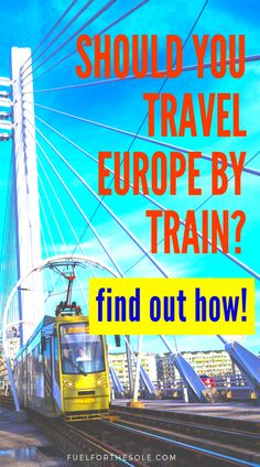 Have you ever wanted to take a train ride adventure through the best european destinations like switzerland, germany, england and italy? Europe Train Travel, Travel Europe Cheap, Travel Through Europe, Europe Travel Guide, Travel Guides, Travel Destinations, European Destination, European Travel, European Vacation