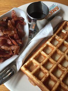 WAFFLES Iceland, Waffles, October, Breakfast, Food, Ice Land, Morning Coffee, Essen, Waffle