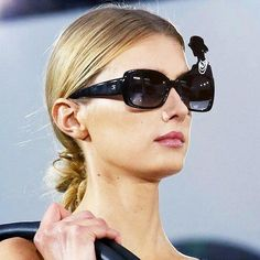 lunettes de soleil #chanel