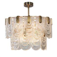 意大利宫廷复古艺术玻璃吸顶灯 70年代风样板房客厅卧室吸顶灯-淘宝网