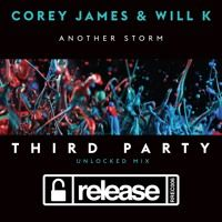 Corey James & WILL K - Another Storm (Third Party Unlocked Mix) by Corey James on SoundCloud