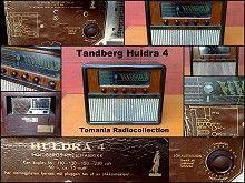 Tandberg Huldra 4