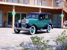 1931 Ford Model A  Volo Auto Museum, Volo, IL.  www.volocars.com