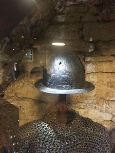 Kodasoo kettle hat. 13th century. on view in Tallin. http://gladius.revistas.csic.es/index.php/gladius/article/download/238/244