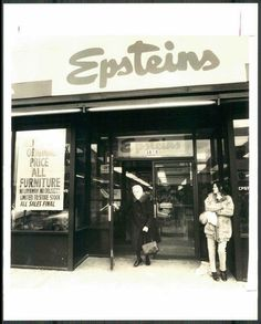 Epsteins on Eastern Avenue in Highlandtown during the 1970s.