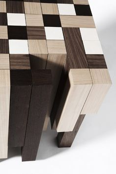 Iu0027m Making A Chess Table Based On This Design. See More. IRIS Collection By  DIZAJNO