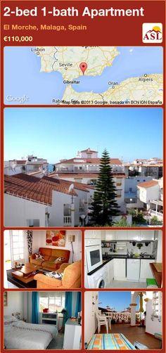2-bed 1-bath Apartment in El Morche, Malaga, Spain ►€110,000 #PropertyForSaleInSpain