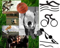 """Ideas Generation Board...Message: Sporty"" by kimearls on Polyvore"