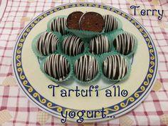1655864_765640376796765_1811802731_n Biscotti, Truffles, Yogurt, Cookies, Desserts, Cacao, Type 1, Food, Facebook