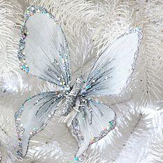Z Gallerie - Butterfly Ornament