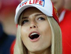 Euro 2016'nın Rus Kızları: Top 5 – Taraftar Kızlar