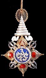 Grand Cordon: Badge