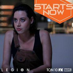 Marvel's Legion - Aubrey Plaza as Lenny
