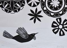 Tui wave - Annie Smits Sandano