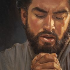 Who is Jesus praying to?  Read John chapter 17 v1