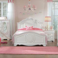 Jessica | Youth Bedroom Set · Girls Bedroom SetsKid BedroomsToddler ...