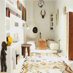 Estilo de decoración Marroquí.   Mil Ideas de Decoración