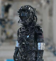 """Patryk Olejniczak's """"Space Suit"""""""