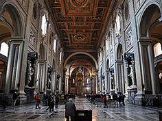 Basílica de San Juan de Letrán - Horario, precio y ubicación en Roma