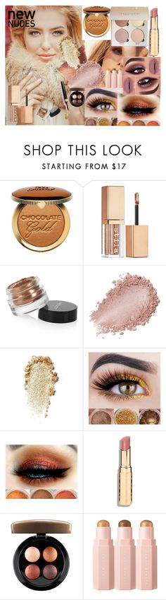 """""""Must-have NUDES!"""" by nela-queen ❤ liked on Polyvore featuring beauty, Too Faced Cosmetics, Stila, Inglot and MAC Cosmetics"""