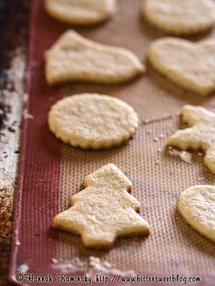 Dairy-Free Sugar Cookies (Cut-Outs, Vegan, Egg-Free)