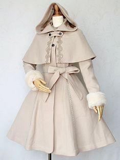 VM Rosalie Hood Coat any color