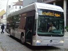 HyER » Bolzano (Italy) signs contract for acquiring 5 hydrogen fuel cell buses