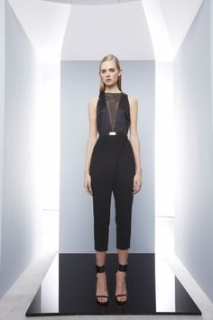 Continuous Jumpsuit by CAMILLA AND MARC http://www.camillaandmarc.com/continuous-jumpsuit-black.html